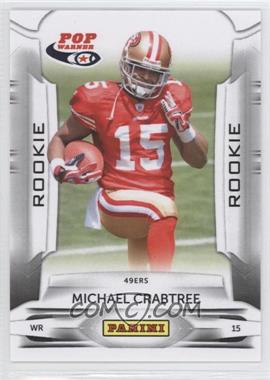 2009 Playoff Prestige Pop Warner #6 - Michael Crabtree