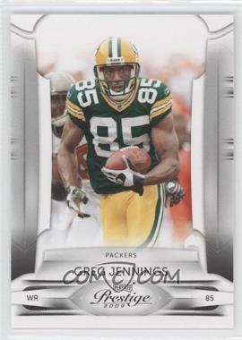 2009 Playoff Prestige #38 - Greg Jennings