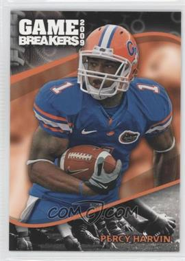 2009 Press Pass - Game Breakers #GB 13 - Percy Harvin