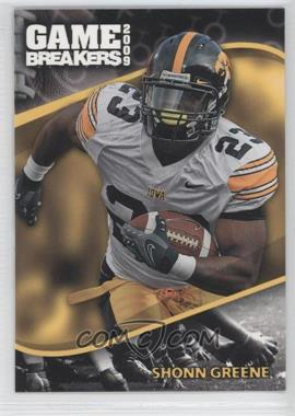 2009 Press Pass - Game Breakers #GB 23 - Shonn Greene