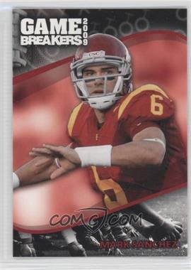 2009 Press Pass - Game Breakers #GB 4 - Mark Sanchez
