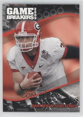 2009 Press Pass [???] #GB1 - Matthew Stafford