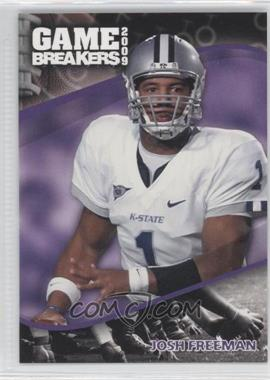 2009 Press Pass [???] #GB10 - Josh Freeman