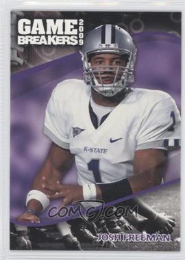 2009 Press Pass Game Breakers #GB 10 - Josh Freeman