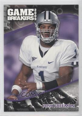 2009 Press Pass Game Breakers #GB 10 - Josh Freeman