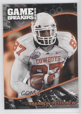 2009 Press Pass Game Breakers #GB 12 - Brandon Pettigrew