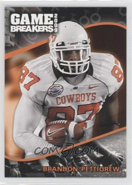 2009 Press Pass Game Breakers #GB 12 - Brandon Pettigrew