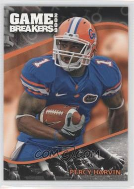2009 Press Pass Game Breakers #GB 13 - Percy Harvin