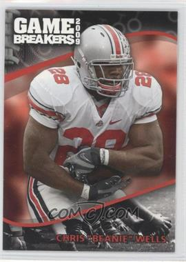 2009 Press Pass Game Breakers #GB 17 - Chris Wells