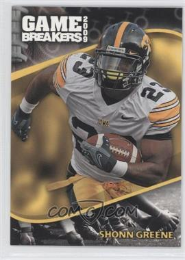 2009 Press Pass Game Breakers #GB 23 - Shonn Greene