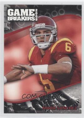 2009 Press Pass Game Breakers #GB 4 - Mark Sanchez