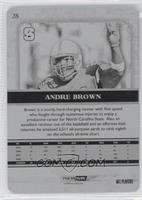 Andre Brown /1