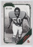 Tommy Jackson /25