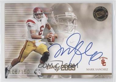 2009 Press Pass Signature Edition - Class of 2009 Autographs #CL-MS - Mark Sanchez /150