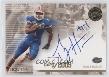 2009 Press Pass Signature Edition - Class of 2009 Autographs #CL-PH - Percy Harvin /199