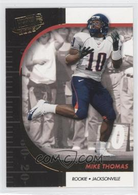 2009 Press Pass Signature Edition [???] Gold #49 - Mike Thomas