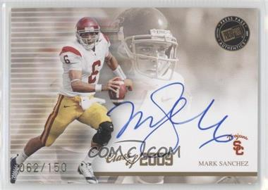 2009 Press Pass Signature Edition [???] #CL-MS - Mark Sanchez /150