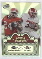 Knowshon Moreno, Glen Coffee