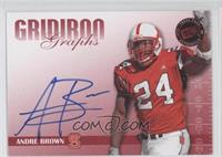 Andre Brown /150