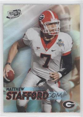 2009 Press Pass Signature Edition [???] #RE-2 - Matthew Stafford