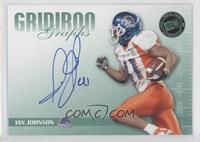 Ian Johnson /25
