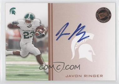 2009 Press Pass Signings Bronze #PPS - JR - Javon Ringer