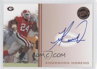 2009 Press Pass Signings Bronze #PPS - KM - Knowshon Moreno
