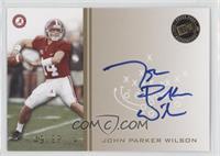 John Parker Wilson /99