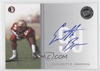 Everette Brown /199