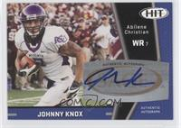 Johnny Knox