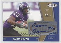 Aaron Brown /250