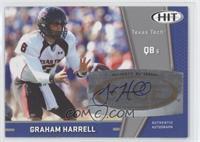 Graham Harrell
