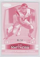 Clay Matthews /50