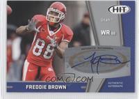 Freddie Brown