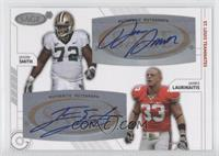 Jason Smith, James Laurinaitis