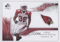 Rookie Authentics - LaRod Stephens-Howling /999
