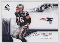 Rookie Authentics - Sebastian Vollmer /999