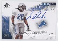 Rookie Authentics Signatures - Louis Delmas /799