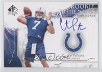 Rookie Authentics Signatures - Curtis Painter /799