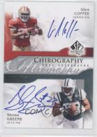 Glen Coffee, Shonn Greene /75