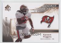 Kareem Huggins /150