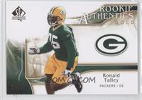 Ronald Talley /50