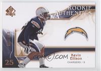 Kevin Ellison /150