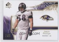 Jason Phillips /50