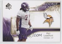 Phil Loadholt /50