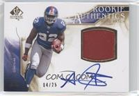 Andre Brown #4/25