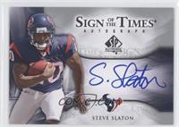 Steve Slaton