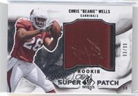 Chris Wells /99
