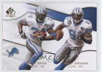 Kevin Smith, Calvin Johnson