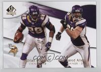 Adrian Peterson, Jared Allen